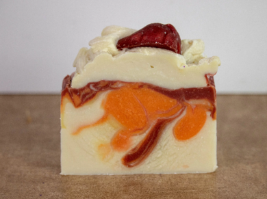 Citrus Strawberry Soap
