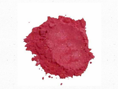 Strawberry Pink Mica