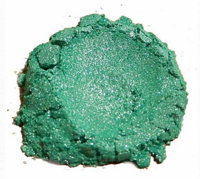 Jade Green Mica (formerly Blue Sea Green)