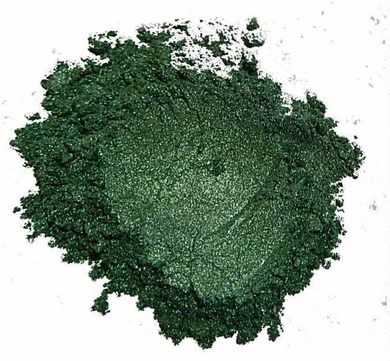 Forest Green Mica