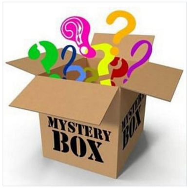 50% off Mica Mystery Box