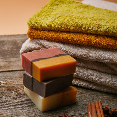Men's Soap Sampler Set