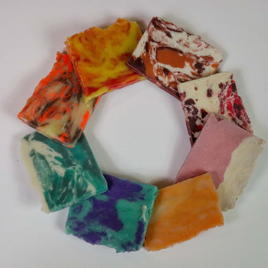 Fall 8 Soap Sampler Set