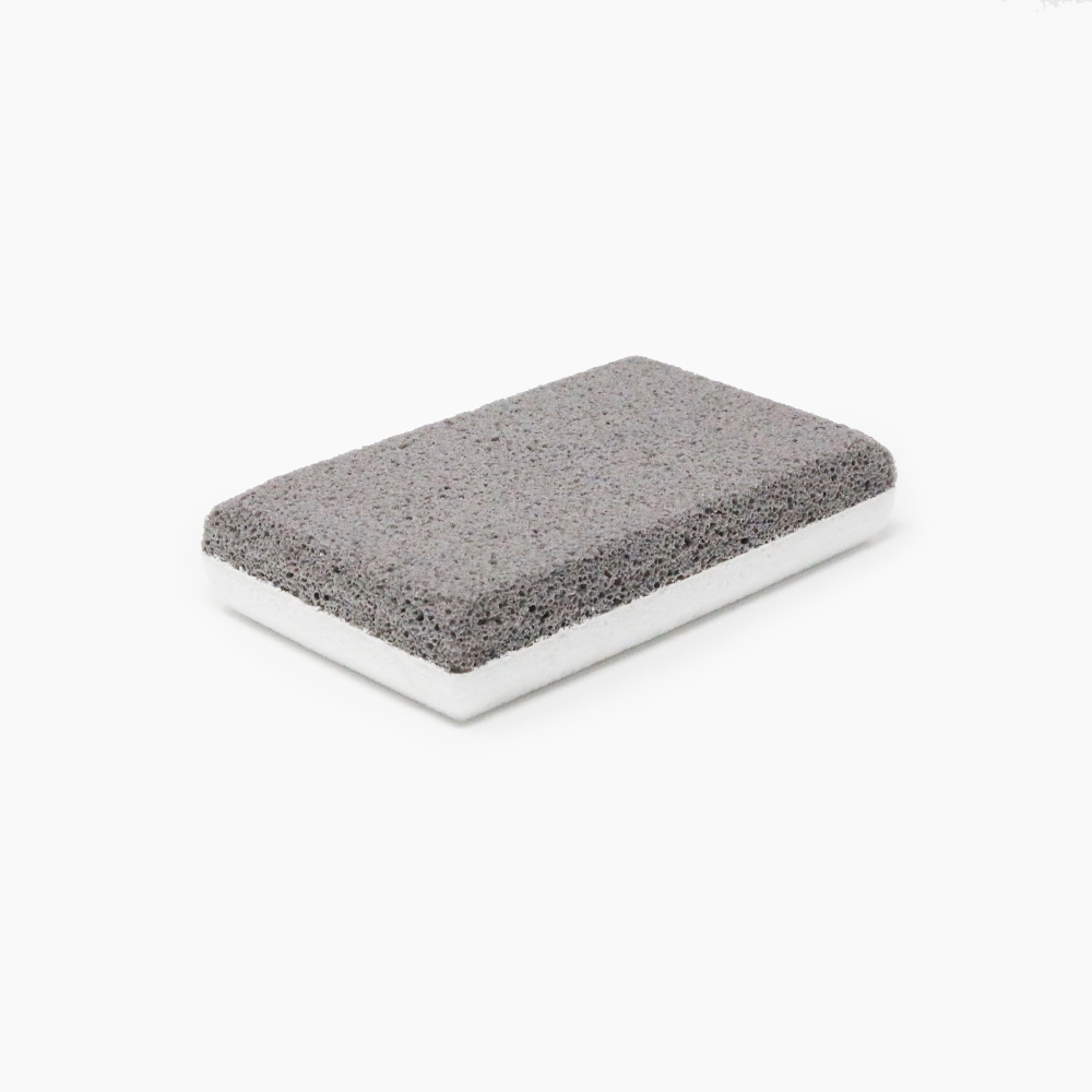In The Buff Dual-Texture Siliglass Pumice Stone | Barefoot Scientist®