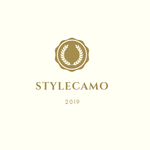 stylecamo logo style camo website for T shirst
