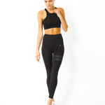 Ladies Ashton Leggings - Black