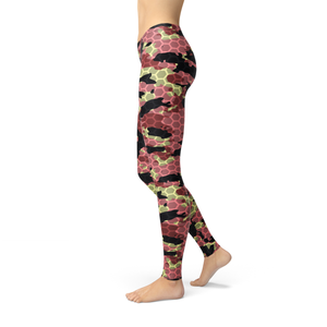 Ladies Avery Pink Stone Camo