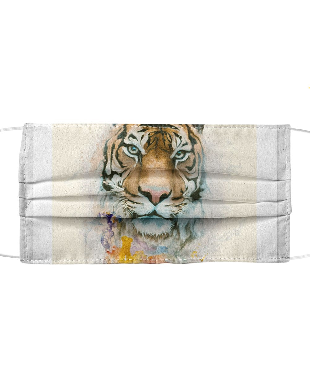 Tiger Colors Mask - StyleCamo