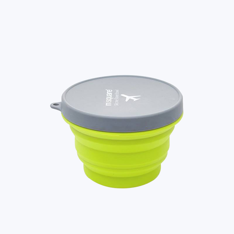 D226 Msquare Folding Silicone Travel Cup