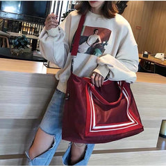 099 Korean Fashion Single Shoulder Big Bags