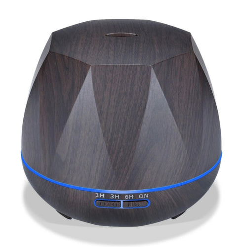 550ml Adjustable Mist Aromatherapy Essential Oil Diffuser