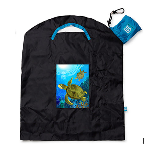 Onya Everyday Bags - Shopping Bag Large Sea Turtle