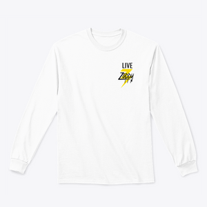 Live Zappy Long sleeve Tee