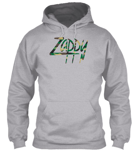 Zappy Jungle Fury Hoodie