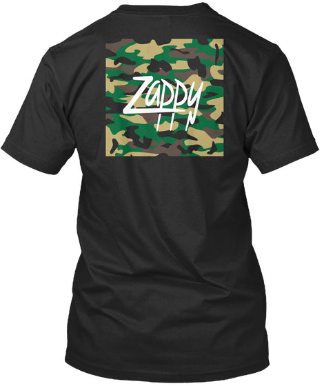 Zappy Jungle Fury Tee