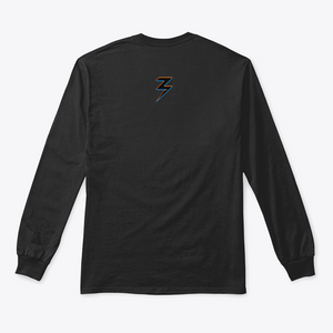 Neon Bars Long Sleeve Tee