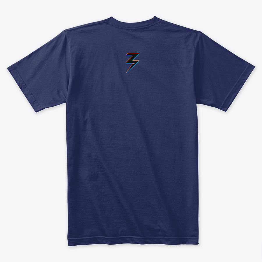 Zappy Neon Bars Tee