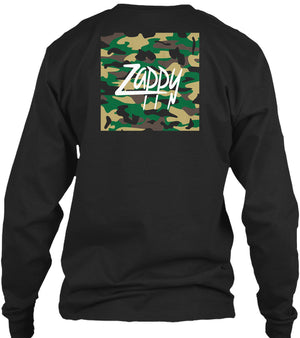 Zappy Jungle Fury Long Sleeve Tee