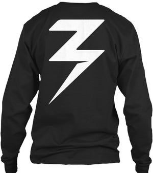 Zappy Bolt Black