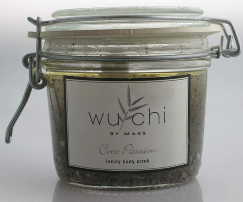 CoCo Passion  Luxury Body Scrub