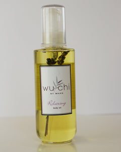 Relaxing Body Oil
