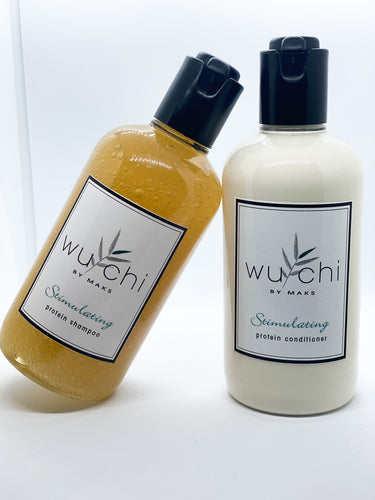 Stimulating Hair Shampoo & Conditioner Duo