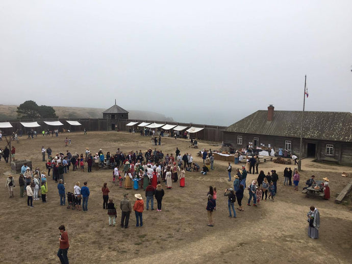 Join us at Fort Ross on July, 27 at Summer Festival.