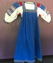 Load image into Gallery viewer, National costume for girl 6-7 years old