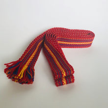 Load image into Gallery viewer, Wool belt, handmade