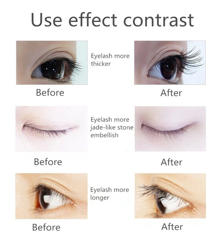 eye lash enhancer serum gowth results customers