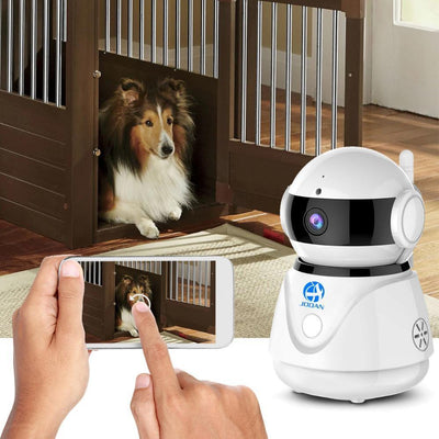 BuddyWatch™ CCTV Wireless Pet Camera - Cats, Dogs Monitor