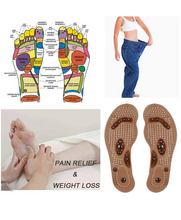 Load image into Gallery viewer, Slimming Acupressure Foot Pads