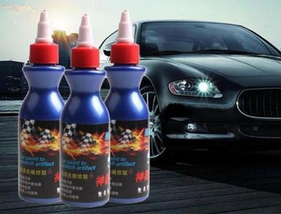 Liquid Wax Repair Paint