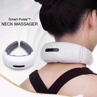 Electric Neck Massager With Heat