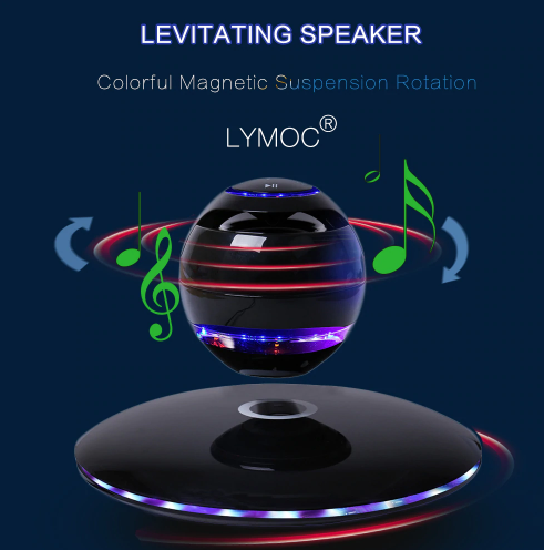 Premium Levitating Bluetooth Speaker