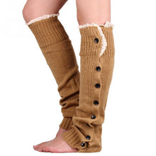 Load image into Gallery viewer, Compify™ Knitted Leg Warmers