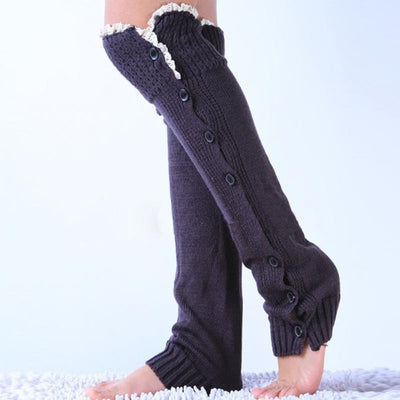 Compify™ Knitted Leg Warmers