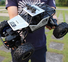Load image into Gallery viewer, RC Car 4WD Rock Crawler