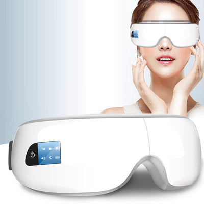 UltraRelief™ Eye Massager With Built In Bluetooth Speaker
