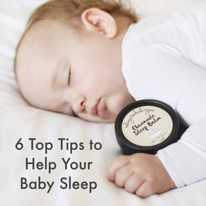 6 Top Tips to Help Your Baby Sleep