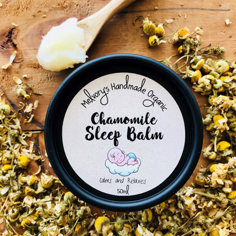 Chamomile Sleep Balm for Babies