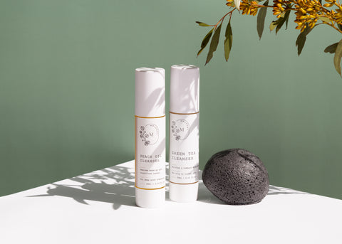 Double Cleasning anti-acne made in Australia
