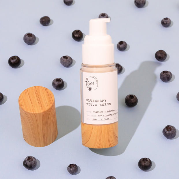 Blueberry Vitamin C Serum