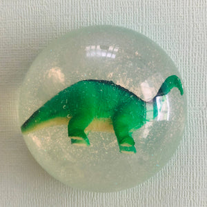 Diplodocus Jelly Soap