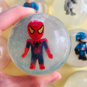 Spider Mask Jelly Soap