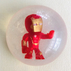 'Man of Iron' Jelly Soap