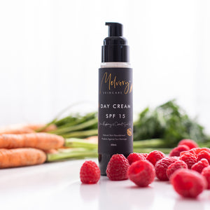 Carrot & Raspberry Day Cream SPF 15