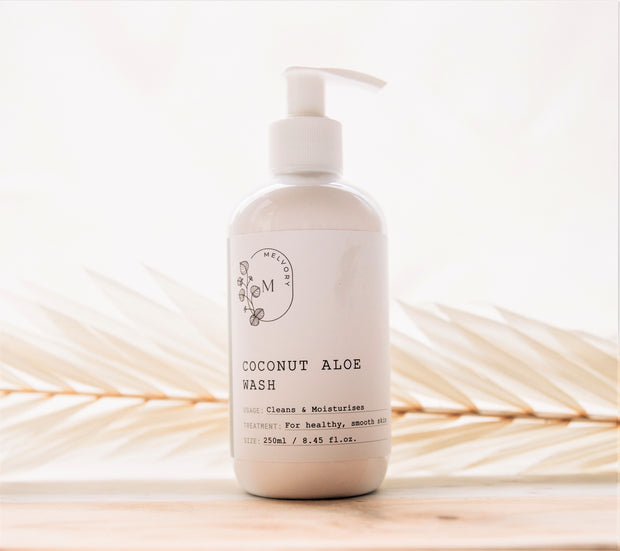 Coconut Aloe Wash (Limited Edition)