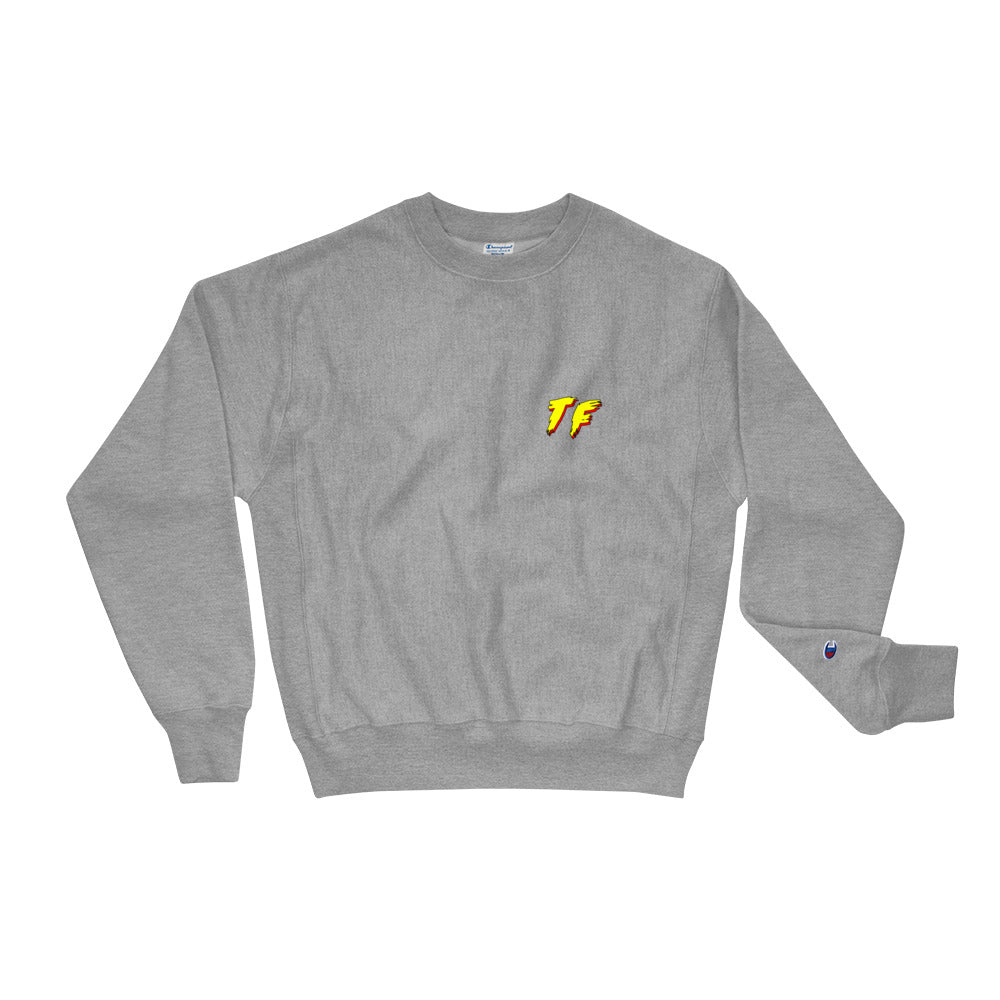 SCREAMGIRL I Champion Sweatshirt