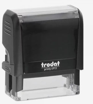 Stamps - Self Inking - Trodat